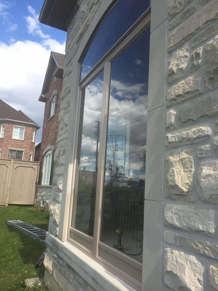 energy efficient window toronto custom