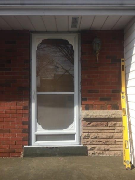 Enlarge Front Door in Newmarket, Hamilton, Vaughan, Mississauga, Whitby, Brampton, Stoney Creek, Etobicoke, and Caledon