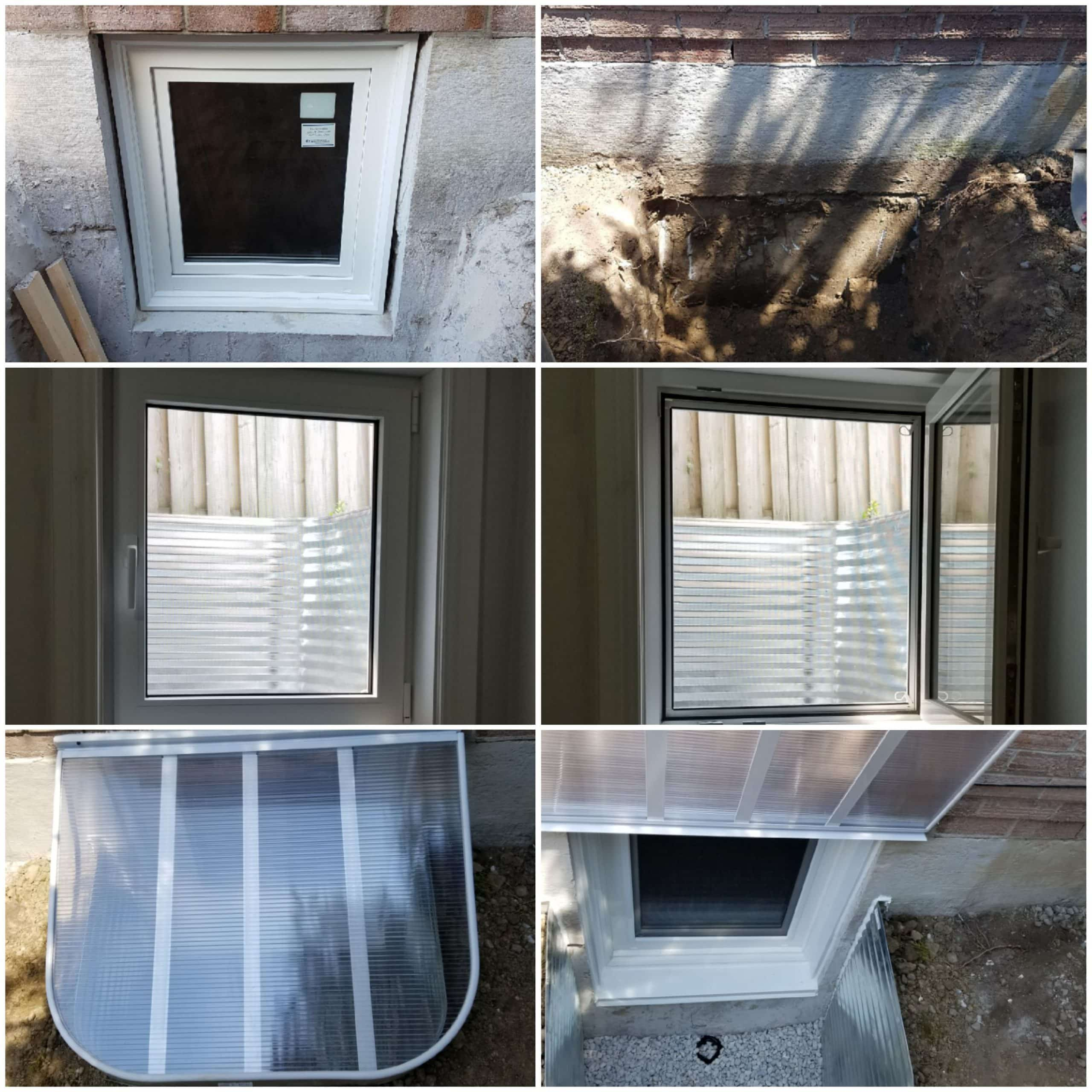 Egress Windows Installation In Hamilton
